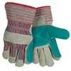 Split Shoulder Jointed Double Leather Palm Glove