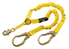 1244456 - Capital Safety ShockWave2 6' Shock Absorbing Lanyard with D-ring for SRL attachment