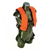182081 - Guardian Flame Retardant Harness w/ Pass-Thru Chest, Pass-Thru Leg Straps, & Side D-rings