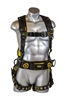 21030 - Guardian Cyclone Construction Harness w/ Chest Quick-Connect Buckle, Leg Tongue Buckles, & Waist Tongue Buckle