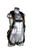 21043 - Guardian Cyclone HUV Harness w/ Chest Quick-Connect Buckle & Leg Tongue Buckles
