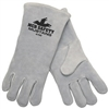 MCR Safety 4700 Mustang Deluxe Gray Welders Glove