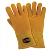 6030WC - West Chester Ironcat Insulated Top Grain Reverse Deerskin MIG Welding Gloves