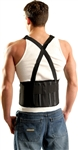 "611 - OccuNomix Classic ""The Mustang"" Back Support with Suspenders"