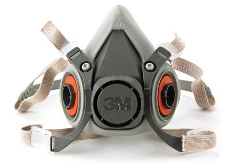 6200 3m 6000 Series Half Facepiece Reusable Respirator