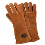 9020LHO - West Chester Ironcat Left-Hand Only Select Shoulder Split Cowhide Welding Gloves