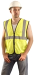 ECO-GCZ - OccuNomix Value Mesh Standard Vest with Zipper