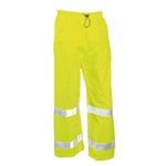 P23122 - Tingley Vision Class E Fluorescent Yellow-Green Pants