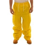 P56007 - Tingley Durascrim Yellow Pants Plain Front