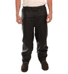 P67013 - Tingley Stormflex Black Pants Plain Front