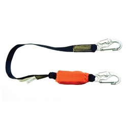 01223 - Guardian Kevlar Shock Absorbing Lanyard w/ Shock Cover