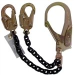 01608 - Guardian Rebar Chain Assembly ANSI Compliant w/ Grade 890 Chain & High Strength Rebar & Snap Hooks