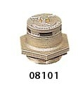 08101 - Justrite Brass Vertical Vent for Petroleum Products