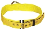 1000002 - Capital Safety Tongue Buckle Belt with Back D-Ring