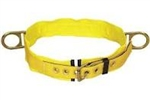 1000022 - Capital Safety Tongue Buckle Belt with Side D-Rings