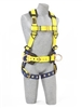 1101654 - 3M Delta Construction Style Harnesses with Back & Side D-Rings & Tongue Buckle Legs