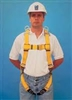 1101828 - 3M Vest Style Harness with Shoulder Retrieval D-Rings