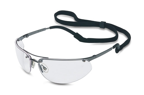 11150800 honeywell safety fuse gun metal frame glasses