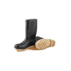 11614 - Tingley Stormtracks Child's PVC Boot Black/Tan