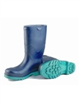11768 - Tingley Stormtracks Youths' PVC Boot Blue/Green