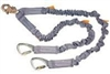 1244675 - 3M ShockWave2 100% Tie-Off 6' Shock Absorbing Lanyard with Tieback (6')