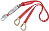1340060 - Capital Safety Protecta PRO 6' Tie-Back Shock Absorbing Lanyard