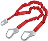 1340161 - Protecta PRO Stretch 6' Shock Absorbing Double Leg Lanyard