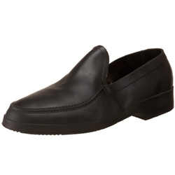 1900 - Tingley Moccasin Black Rubber Mens Overshoe