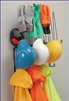 2016-PVC - Horizon Mfg. Industrial Use Hat, Glove and Coat Rack