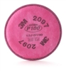2097 - 3M P100 Filter w/ Nuisance Level Organic Vapor Relief