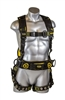 21064 - Guardian Cyclone Construction Harness w/ Pass-Thru Chest Buckle, Leg Tongue Buckles, & Waist Tongue Buckle