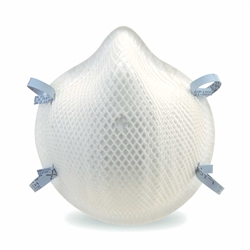 2201N95 - Moldex 2-Strap Disposable N95 Particulate Respirator