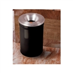 26612 - Justrite 12 Gallon Cease-Fire Waste Receptacle