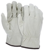 3401 - MCR Safety Drivers Glove Regular Grade Pigskin Keystone Thumb - XL