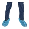 3518BNS - West Chester SBP Light Blue Shoe Covers with Non-Skid Thread