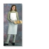3622 - PIP PosiWear Breathable Advantage White Microporous Apron