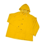 4036 - PIP Yellow 35 mil PVC over Polyester Jacket