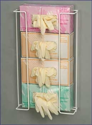 4064 - Horizon Mfg. 4 Box Disposable Glove Dispenser