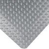 414.1516x2x3GY - Wearwell UltraSoft Diamond-Plate Mat 2' x 3'