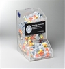 5169 - Horizon Mfg. Clear Plastic Finger Cot Dispenser