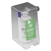 5181 - Horizon Mfg. Clear Plastic Single Bottle Eyewash Station