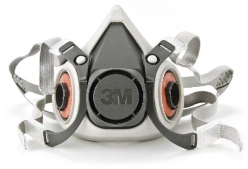 Respirator Facepiece Series - Reusable 3m 6100 6000 Half