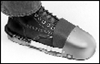 "700-4.5 - Ellwood Safety Men's Steel Toe Guard 4 1/2"" Width Equipped w/ Leather Cuff, Quick Fastener & Adjustable Web Strap"