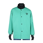 "7050 - West Chester IRONTEX 30"" Flame Retardant Cotton Jacket"