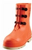"82330 - Tingley Hazproof 11"" Steel Toe Boot Sure Grip Orange/Cream - 13"