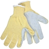 9380 - MCR Safety 7 Gauge Kevlar®/Cotton Shell Leather Palm Glove - MD