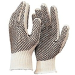 9660 MCR Safety 7 Gauge PVC Dot Glove
