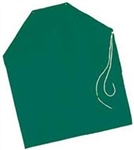 "A41008 - Tingley Safetyflex Green Apron 38"" X 48"""