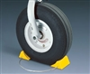 "AC201 - Checkers® TigerChocks™ 200 Series Aviation Wheel Chocks with 24"" Connecting Rope"