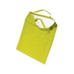 "B53102 - Tingley Comfort-Brite 21"" X 26"" Fluorescent Yellow-Green Bag"